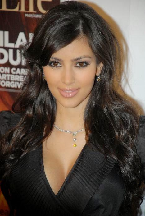Kim Kardashian vücut ölçüleri