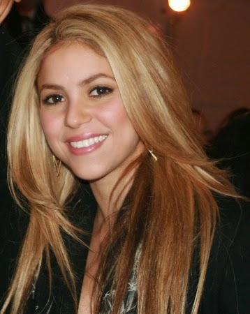 Shakira kaç kilo