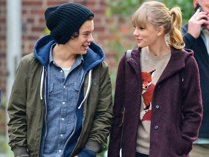 Harry Styles ve Taylor Swift