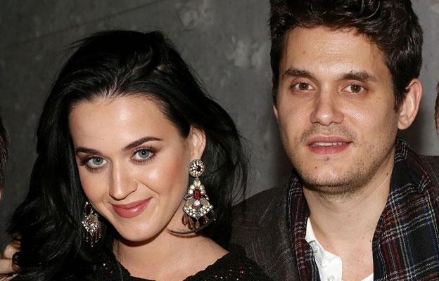 Katy Perry ve Sevgilisi John Mayer